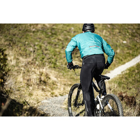 Löffler Evo WS Elastic Bike Bib Tights Men black/fiesta